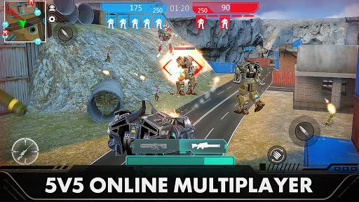 Last Battleground: Mech 3.2.0 screenshots 5
