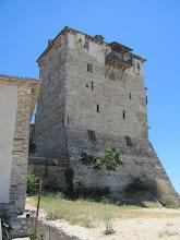 Photo: Ouranopolis, der byzantinische Turm
