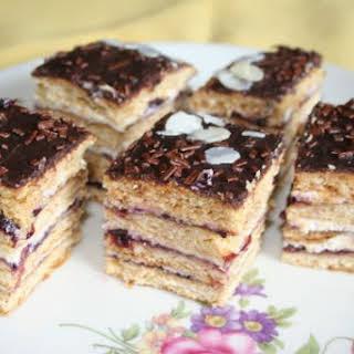 Honey Layer cake.