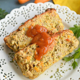 Meatloaf With Zucchini And Carrots Recipes.
