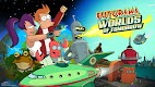 screenshot of Futurama: Worlds of Tomorrow