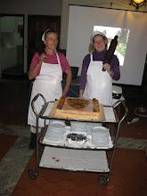 Photo: Esposa e Nora de Costa Pereira
