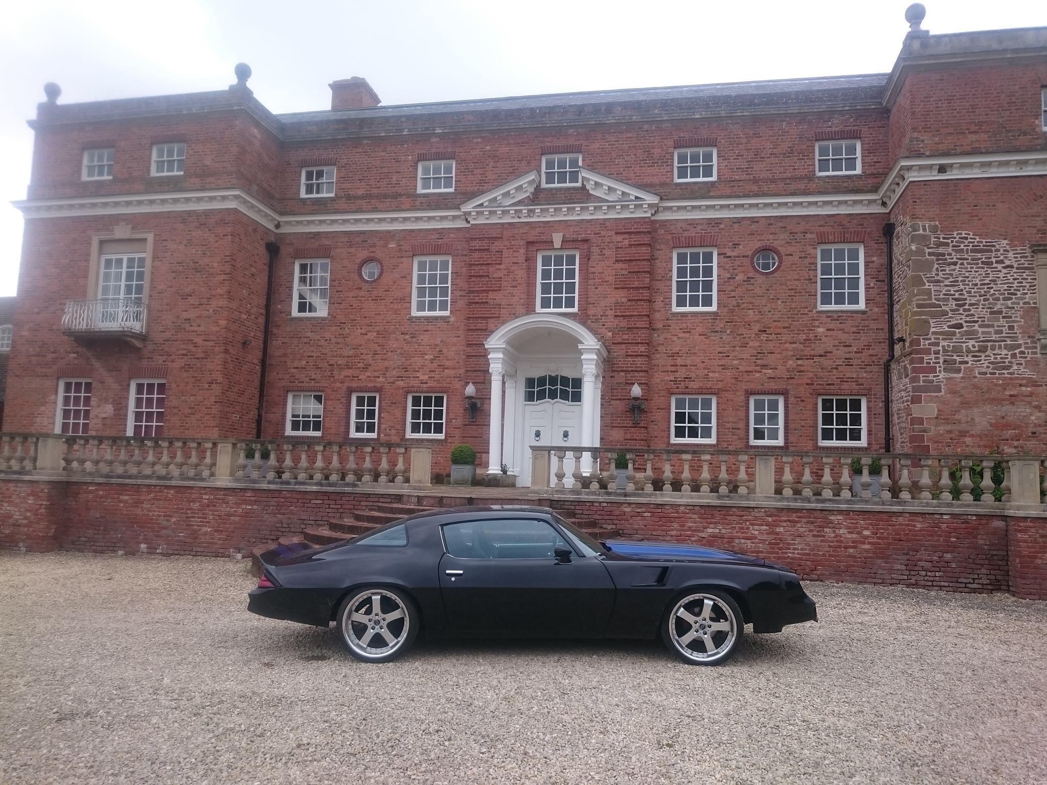 Chevrolet Camaro Z28 Hire Worcestershire