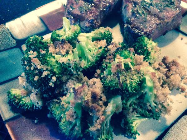 Broccoli Oreganata Recipe