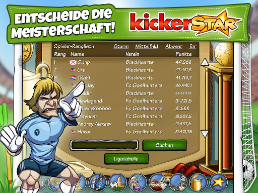 SoccerStar screenshot 10