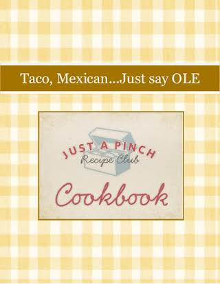 Taco, Mexican...Just say OLE