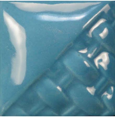 Bright Blue Gloss - Dry