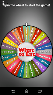 What to Eat- screenshot thumbnail