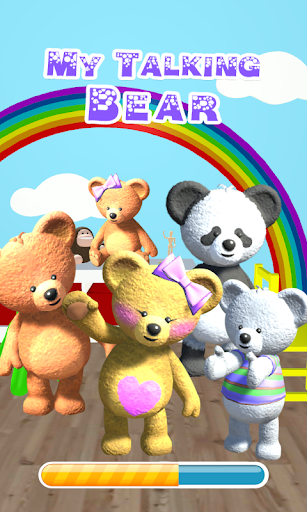 My Talking Bear 1.0.3 screenshots 1