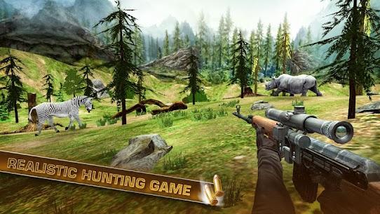 Deer Hunting 2020: hunting games free 5