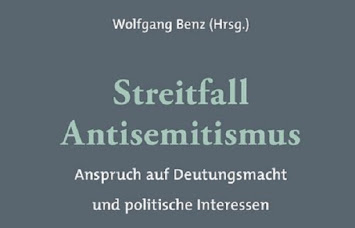Streitfall Antisemitismus Buchcover Benz.JPG
