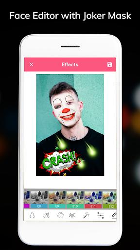 Download Photo Editor for Joker - Mask Face Changer App 1.2 2