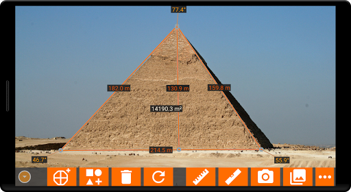 Camera Protractor Tool free