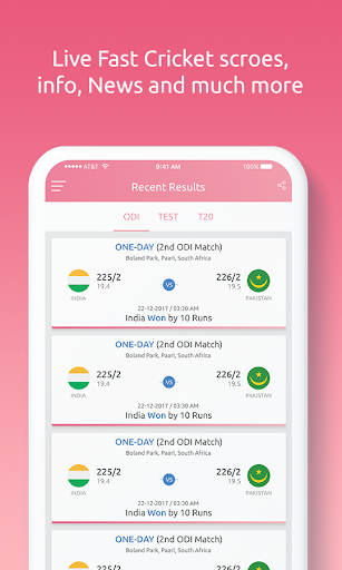 CricZoo - Fastest Cricket Live Line Score & News for PC