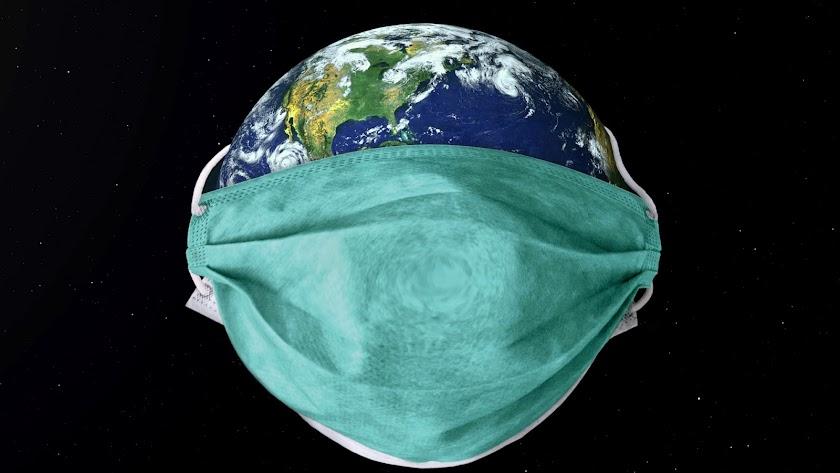 La humanidad, ante la amenaza de la pandemia de coronavirus.