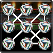 screen lock football pattern