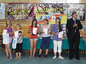 Photo: Brązowy medal uzyskała Dominika Ociepka