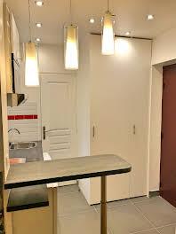 Appartement meublé 2 pièces 26,68 m2