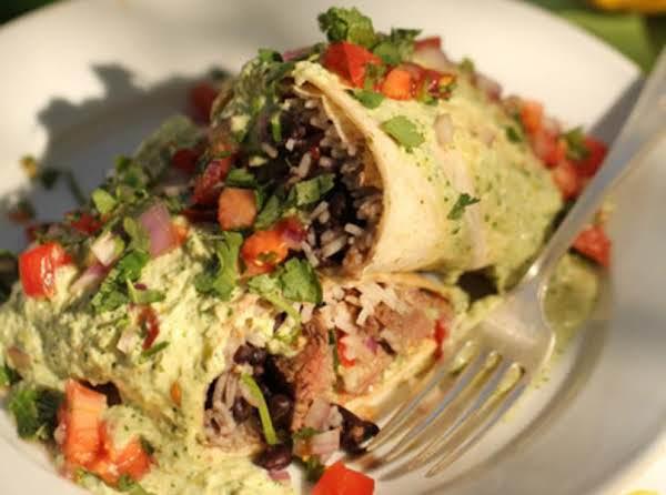 Venison Burrito Recipe