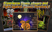 Buff Knight Advanced - Retro RPG Runner Spil til Android screenshot