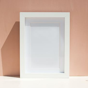 Simple Frame Mockup - Instagram Post Template