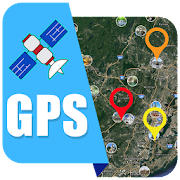 earth map live gps navigation tracking