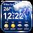 2019 Live Weather Forecast Icône