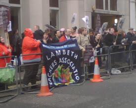 Photo: Outside the Colloseum theatre on St Martin's Lane, near where I work.