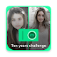 Download Ten year challenge photo maker For PC Windows and Mac