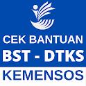 Cek Bantuan BST - DTKS Kemensos Terbaru icon
