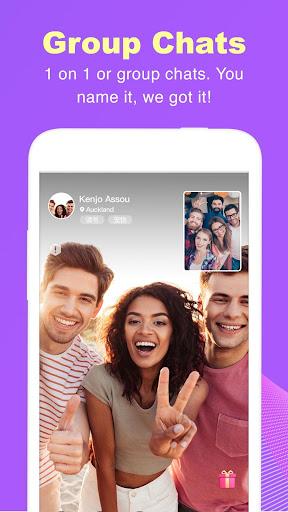 Wink Plus-Fun video chat screenshot 6