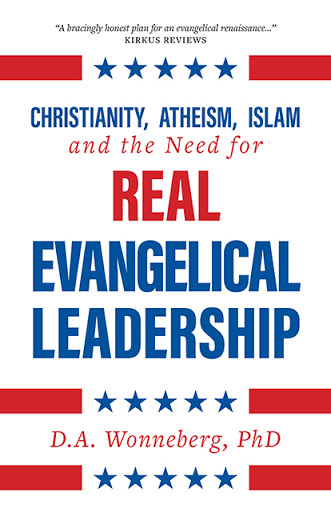 Christianity, Atheism, Islam and the Need for Real Evangelical Leadership cover
