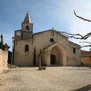 photo de église de Cabrières d'Avignon