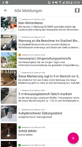 Schau auf Linz app (apk) free download for Android/PC/Windows screenshot