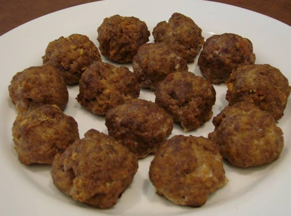 Aunt Joann's Super Easy Meatballs Recipe