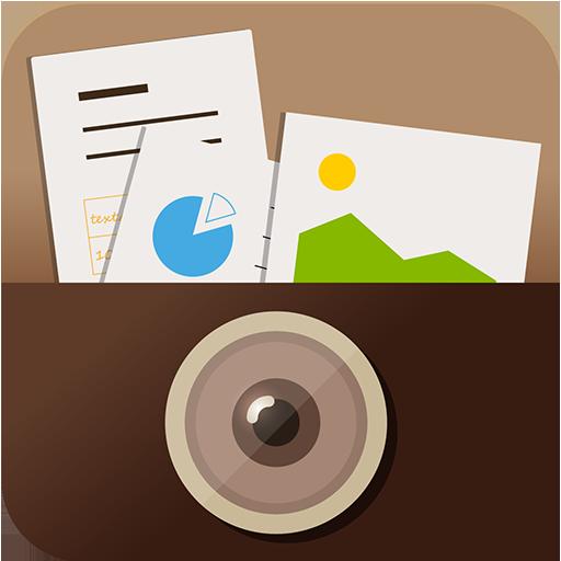 Snap2PDF - 書類認識,管理と共有 生產應用 App LOGO-硬是要APP