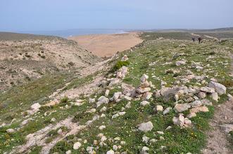 Photo: Entre Iftane et Sidi M'Bark