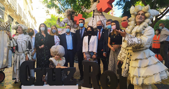 El Día de la Banderita rinde homenaje a la solidaridad de los almerienses