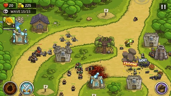 Kingdom Rush: miniatura da captura de tela