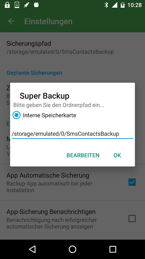 super backup sms kontakt android apps auf google play. Black Bedroom Furniture Sets. Home Design Ideas