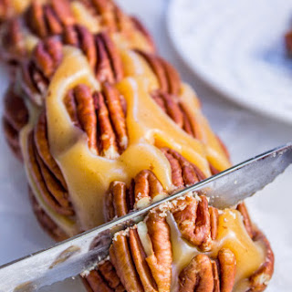 Caramel Candy Pecan Roll
