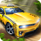 Off Road Taxi Hill Driver Android APK Download Free By Fun Blocky Games