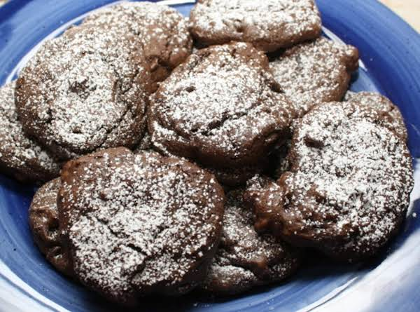 Oh My Mocha Cookies