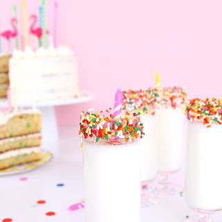 Birthday Cake Mocktail