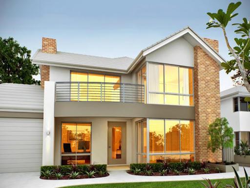 ホームエクステリアデザインのアイデア