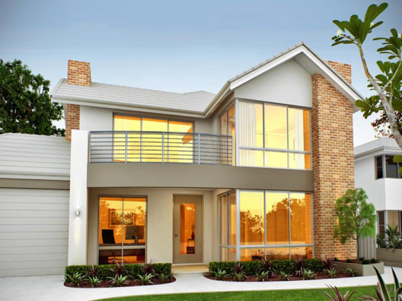 home exterior design ideas screenshot - Exterior House Plans