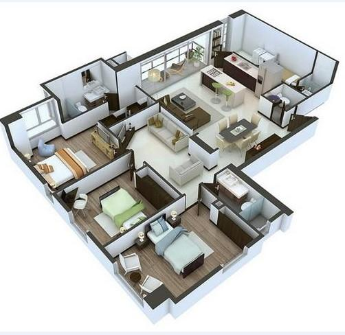 3D House Plan Android Apps on Google Play