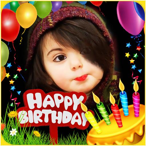 Birthday Photo Frame – Photo Editor
