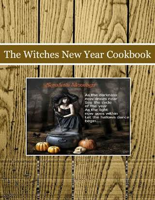 The Witches New Year Cookbook