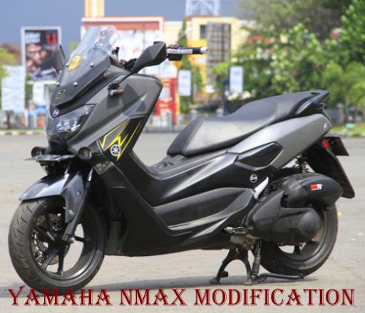 Modifikasi Motor NMAX Terbaik